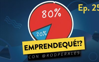 EP. 25: La Regla 80/20 para expandir tu negocio.